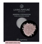 Living Nature Eye Shadow Shell Light Brown- 1 pcs