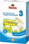 Holle Organic Infant Goat Milk Follow-on Formula 3 as of the 10th month  - 400 g