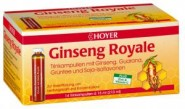Hoyer Ginseng Royale Cure 14x15 ml