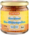 Hoyer Highland Bio Flower Pollen - 225 g