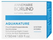 Annemarie Börlind AQUANATURE Rehydrating Night Cream - 50 ml