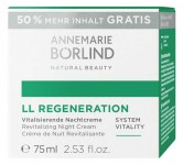 Annemarie Börlind LL REGENERATION (skin 30 Plus) Night Cream - Special Size 75 ml