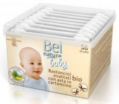 Bel Nature Baby Cotton Buds - 56 pcs.