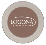 Logona Eyeshadow Mono No. 02 Chocolate - 2g