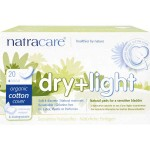 Natracare Cotton Pads Dry + Light for Nocturia - 20 pcs.