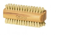 Redecker Olive Wood Nail Brush - 1 piece