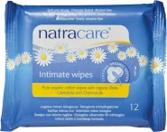 Natracare Intimate Feminine Cotton Towels 1 Pack
