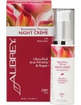 Aubrey Organics Revitalizing Therapy Night Cream - 30 ml