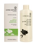 Living Nature Gentle Makeup Remover - 100 ml