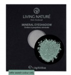 Living Nature Eye Shadow Greenstone Green - 1 pcs