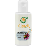 Sanoll Echinacea & Sage Mouth Wash - 100 ml