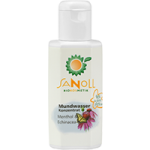 Sanoll Echinacea & Menthol Mouth Wash - 100 ml