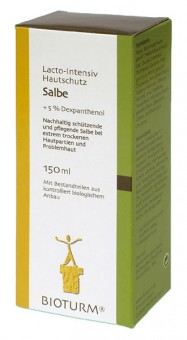 Bioturm Skin Protection Ointment No. 1 (itchy-dry skin) - 150 ml