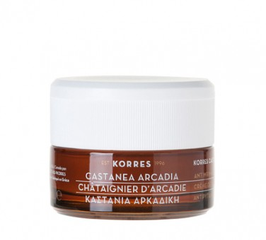 Korres Castanea Arcadia Antiwrinkle & Firming Day Cream (Dry/Very Dry Skin) - 40 ml