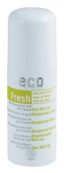 Eco Cosmetics Deo Roll On Fresh - 50 ml