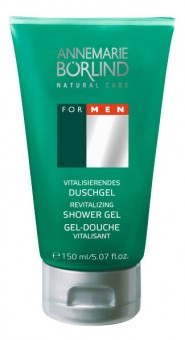 Annemarie Börlind FOR MEN Revitalizing Shower Gel - 150 ml