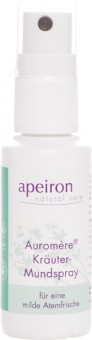 Apeiron Ayurvedic Herbal Mouth Spray - 30 ml