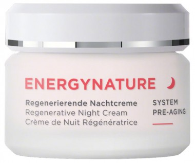 Annemarie Börlind Energynature Regenerating Night Cream - 50 ml