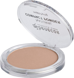 Benecos Natural Compact Powder Sand - 9 g