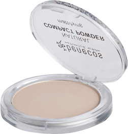 Benecos Natural Compact Powder Porcelain - 9 g