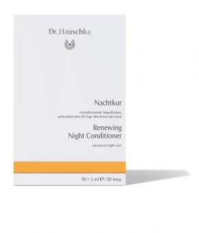 Dr. Hauschka Renewing Night Conditioner - 50x1ml Ampules