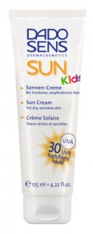 Dadosens Sun Cream Kids SPF 30 - 125 ml