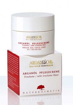 Argan d'Or Argan Oil Face Cream Dry To Very Dry Skin - 50 ml