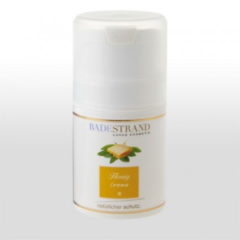 Badestrand Honey Cream - 50 ml