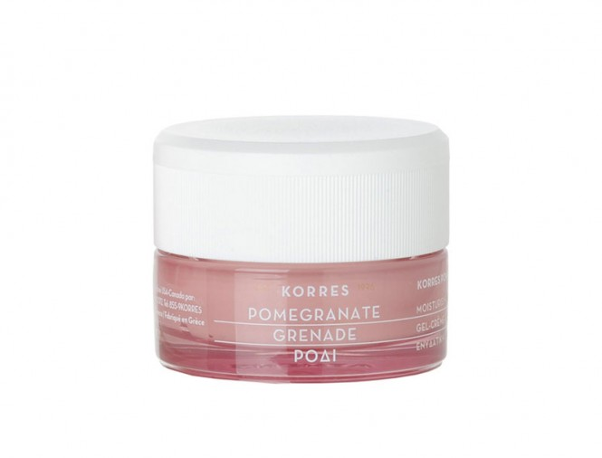 Korres Pomegranate Moisturizing & Balancing Cream Gel - 40 ml