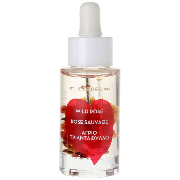 Korres Wild Rose Advanced Brightening & Nourishing Face Oil - 30 ml