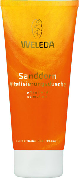 Weleda Sea Buckthorn Vitalizing Body Wash - 200 ml
