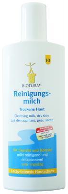 Bioturm Cleansing Milk No. 10 (extremely dry skin) - 500 ml