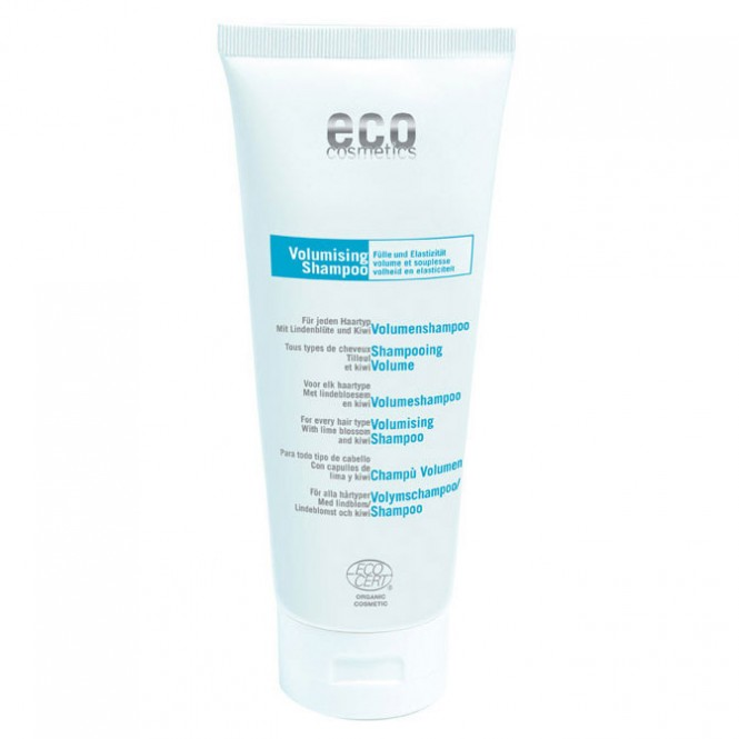 Eco Cosmetics Volume Shampoo - 200 ml