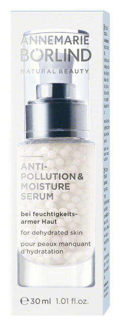 Annemarie Börlind Anti-Pollution & Moisture Serum - 30 ml