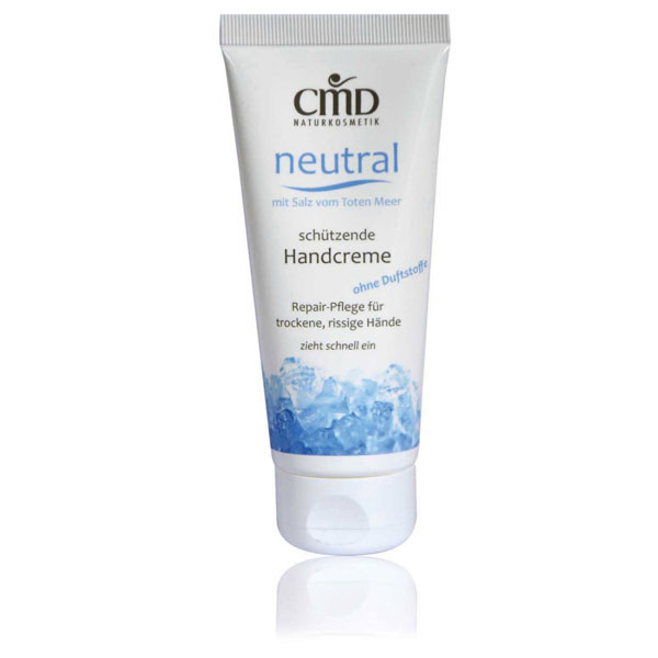 CMD Neutral Hand Cream with Dead Sea salt 100 ml