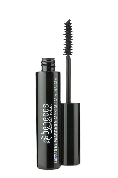 Benecos Natural Mascara Deep Black - 8 ml