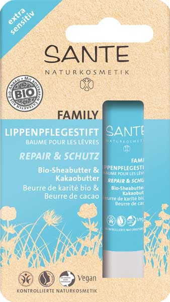 Sante Family Lip Balm Extra Sensitive - 4.5 g