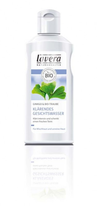 Lavera Purifying Face Toner - 125 ml