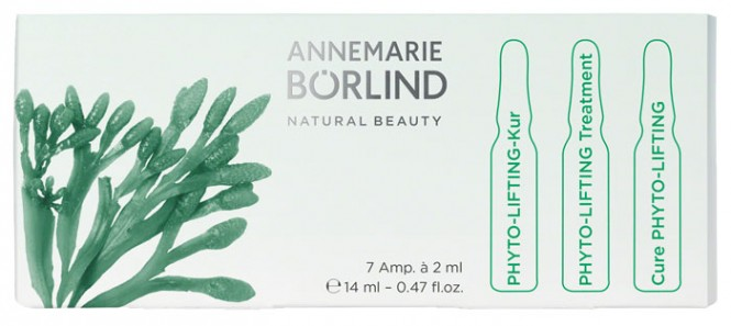 Annemarie Börlind 7-Day Phyto-Lifting Treatment - 14 ml