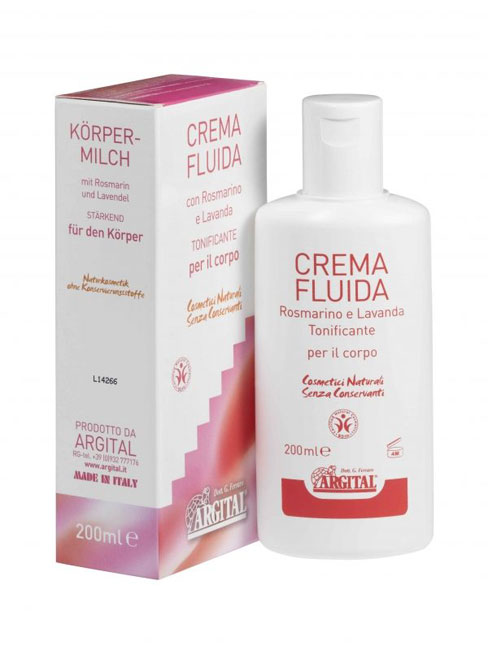 Argital Crema Fluida Body Cream - 200 ml