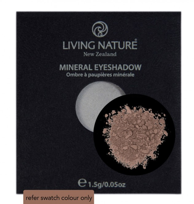 Living Nature Eye Shadow Tussok Brown Matt - 1 pcs