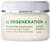 Annemarie Börlind LL REGENERATION (skin 30 Plus) Vitalizing Night Cream - 50 ml