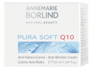 Annemarie Börlind PURA SOFT Q10 Cream (Moisture & Protection) - 50 ml