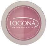 Logona Rouge Duo Blush No. 01 Rose & Pink - 10g