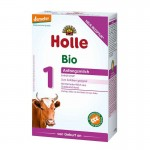 Holle Organic Infant Formula 1 Demeter - 400 g