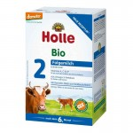 Holle Organic Infant Follow-on Formula 2 as of the 6th month  - 600 g