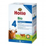 Holle Organic Growing-up Milk 4 as of the 12th month - 600 g