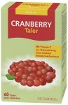 Dr. Grandel Bio Cranberry Cerola Lozenges Tabs (natural vitamin C) - 60 pcs