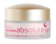 ANNEMARIE BÖRLIND SYSTEM ABSOLUTE SYSTEM ANTI-AGING Nachtcreme Light - 50 ml