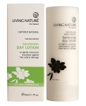 Living Nature Balancing Day Lotion (normal to oily) - 50 ml